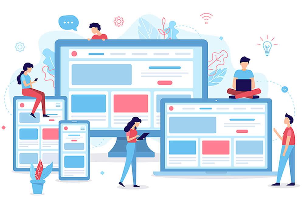 web design company | ecommerce website design @ Vadodara